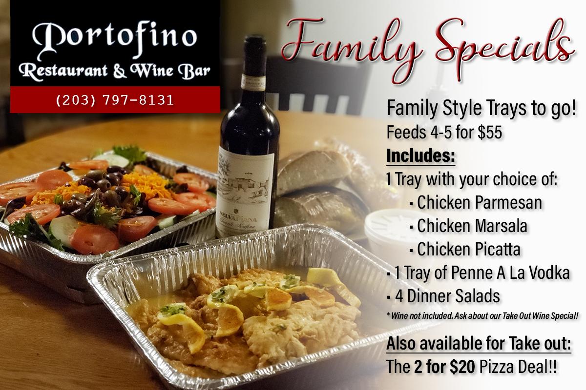 Portofino Restaurant and Wine Bar