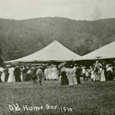 """Bethel Celebrates """"Old Home Day"""" Atop Hoyt's Hill"""
