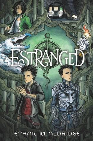 Estranged Book