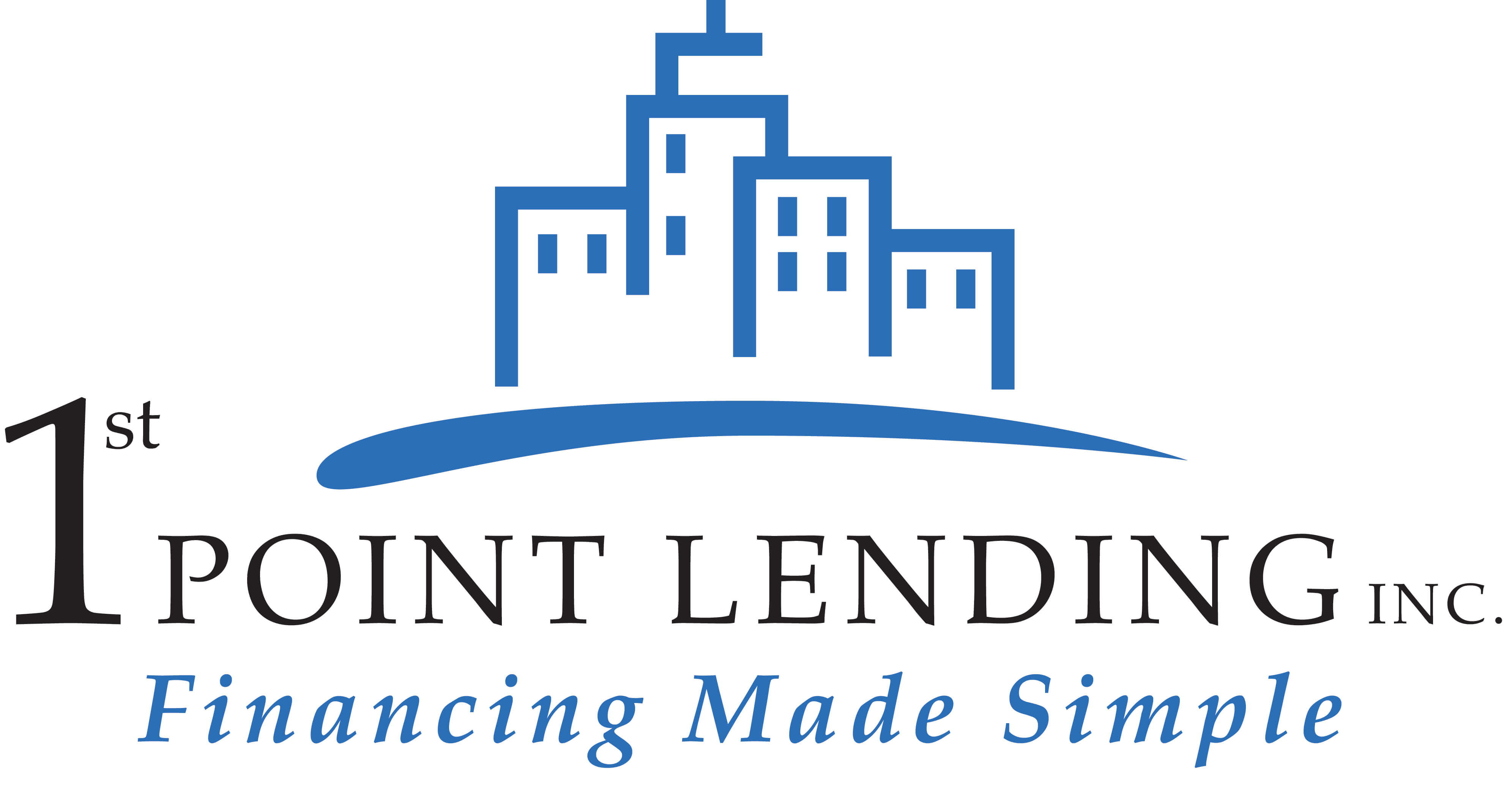 1st Point Lending logo