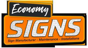 Economy Signs SATX