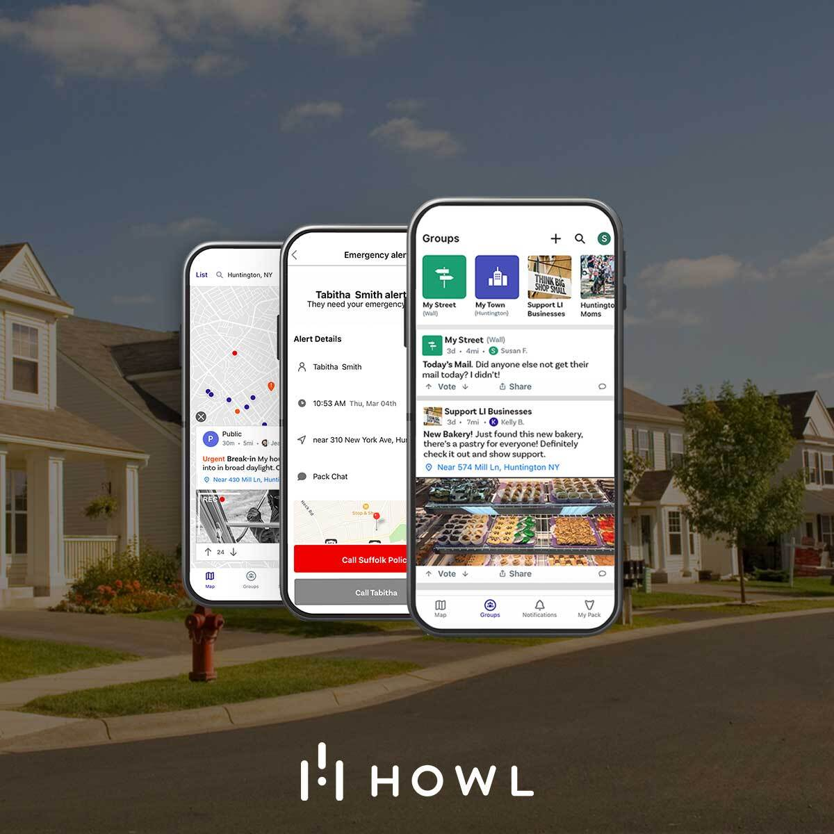 Howl Prioritizes Local and Relevant Content With the National Launch of its Location-Based Neighborhood Platform