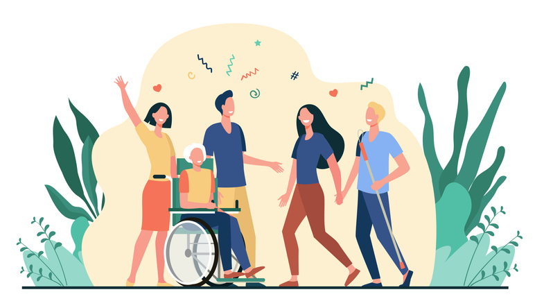 Howl and Disability Rights, July 26th is National Disability Independence Day