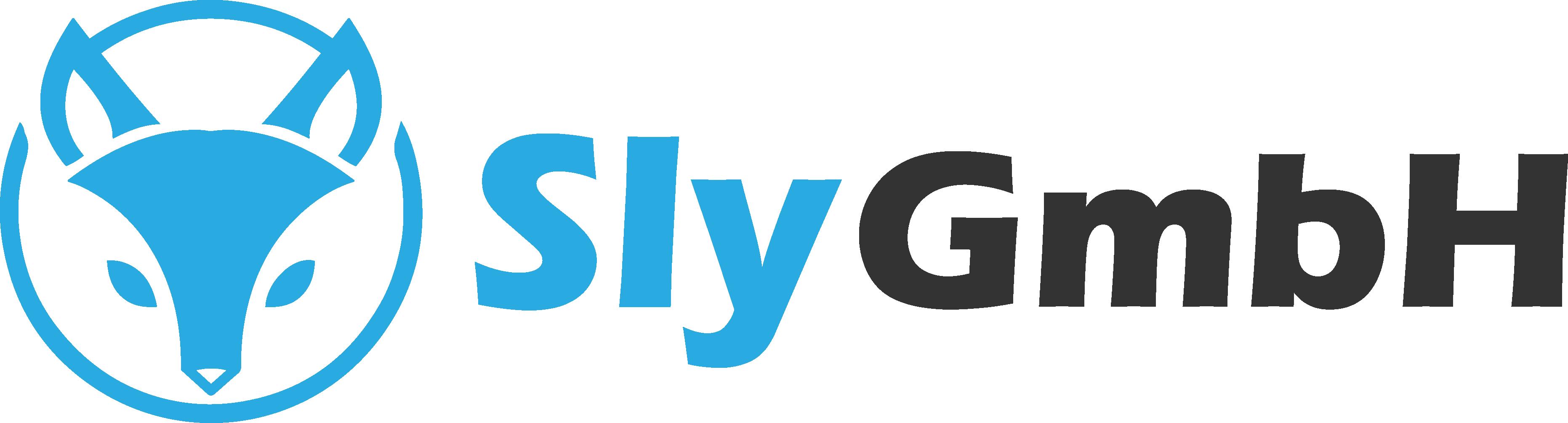 sly gmbh logo transparent