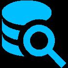 database icon blue