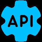 api engineering icon blue