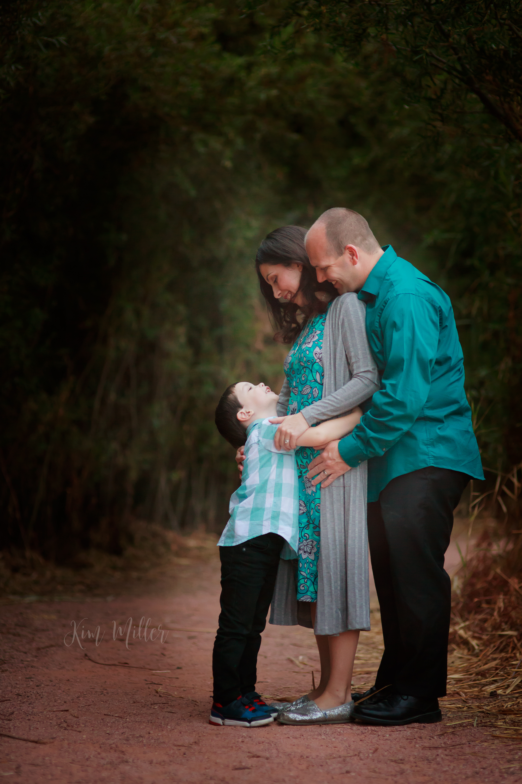 Wetlands Park Family Photography, Las Vegas Family Photographer, Family Portraits, Family of 3