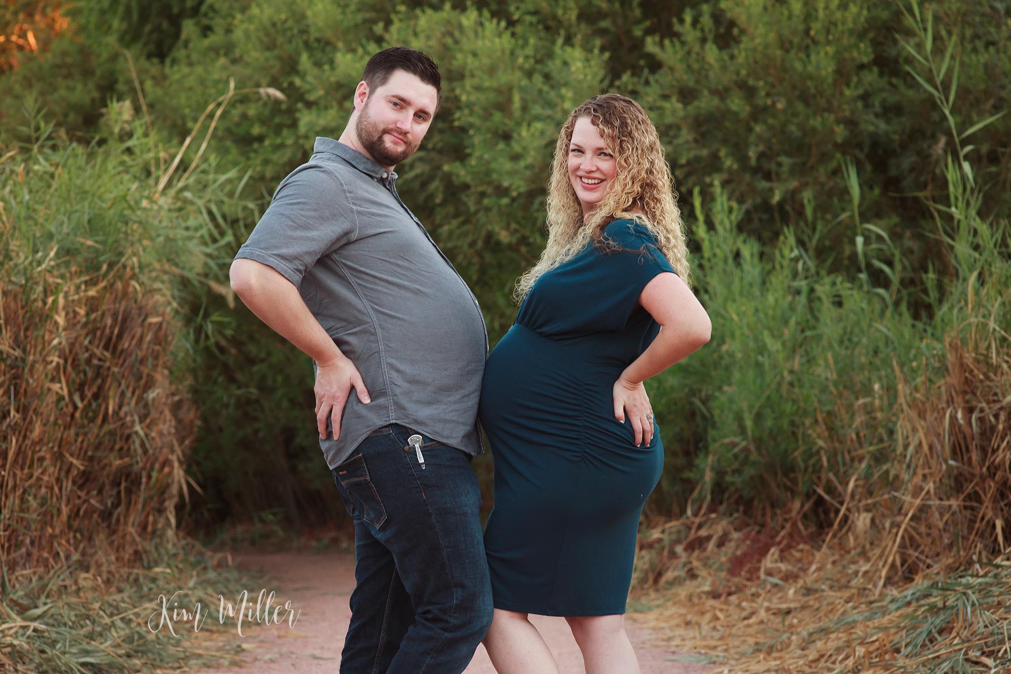Wetlands Park Maternity Photography, Las Vegas Photographer, Maternity Portraits