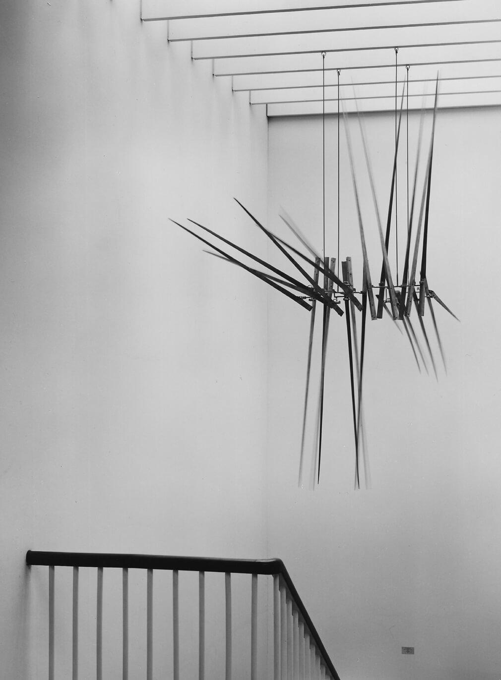 Twenty-Four Lines (1963), Hamburger Kunsthalle, Hamburg,Germany
