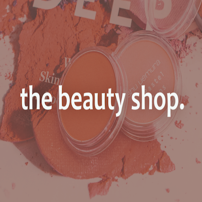 Beauty Shop Prebuilt Store