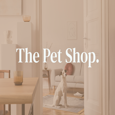 Pet Products Prebuilt Store