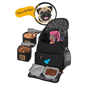 Dog Supplies Backpack