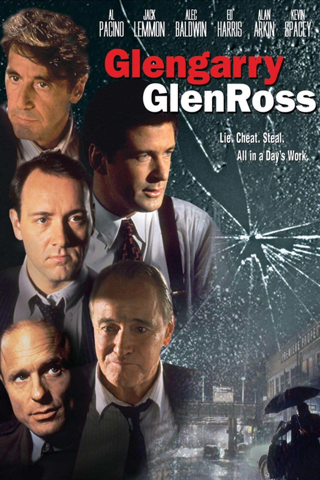 Glengarry GlenRoss Movie Poster