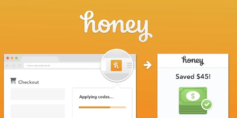 Honey is a great Chrome extension for entrepreneurs because it helps you receive cash back on some of your online purchases