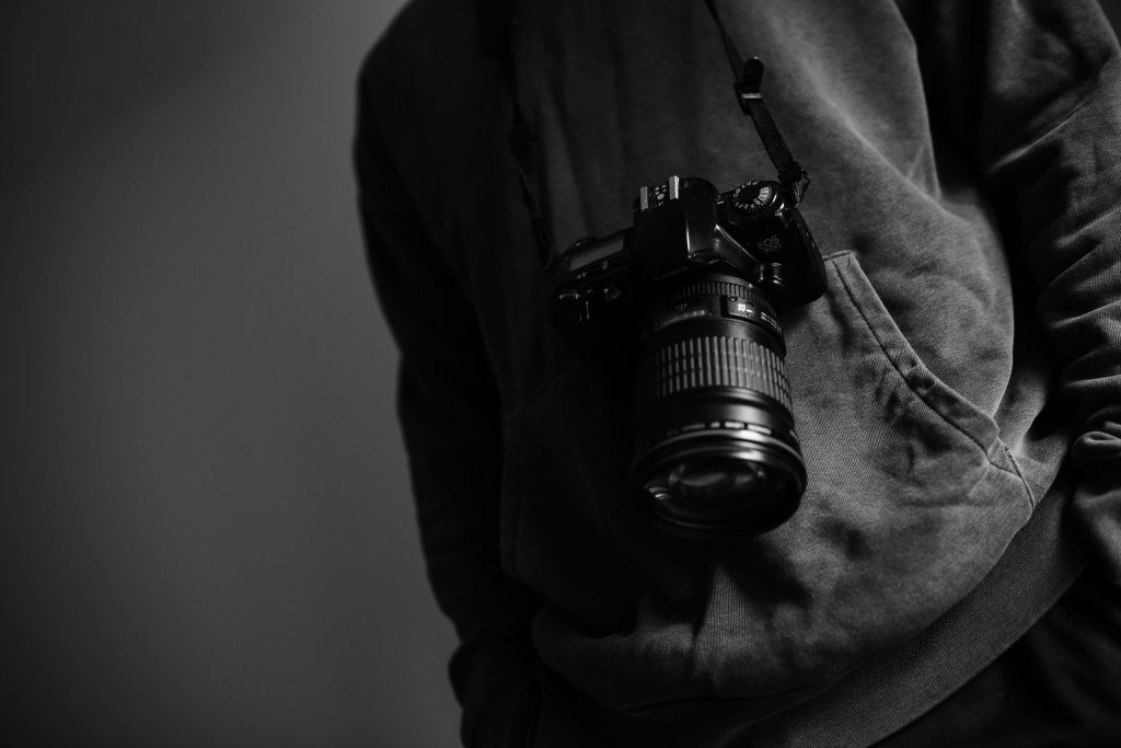 If you're a photographer, or thinking about becoming one, then this might be a good option for you. Your pictures can be valuable!