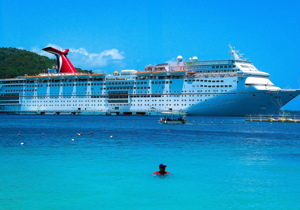 Want to know how to make money while traveling? Cruise ships are a great option, and by all accounts, they can be a lot of fun too!