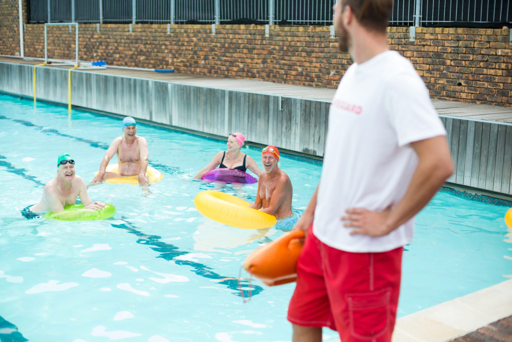 Lifeguarding can be a difficult job at times, but you'll be able to save people from downing and make above-average wages while doing it.
