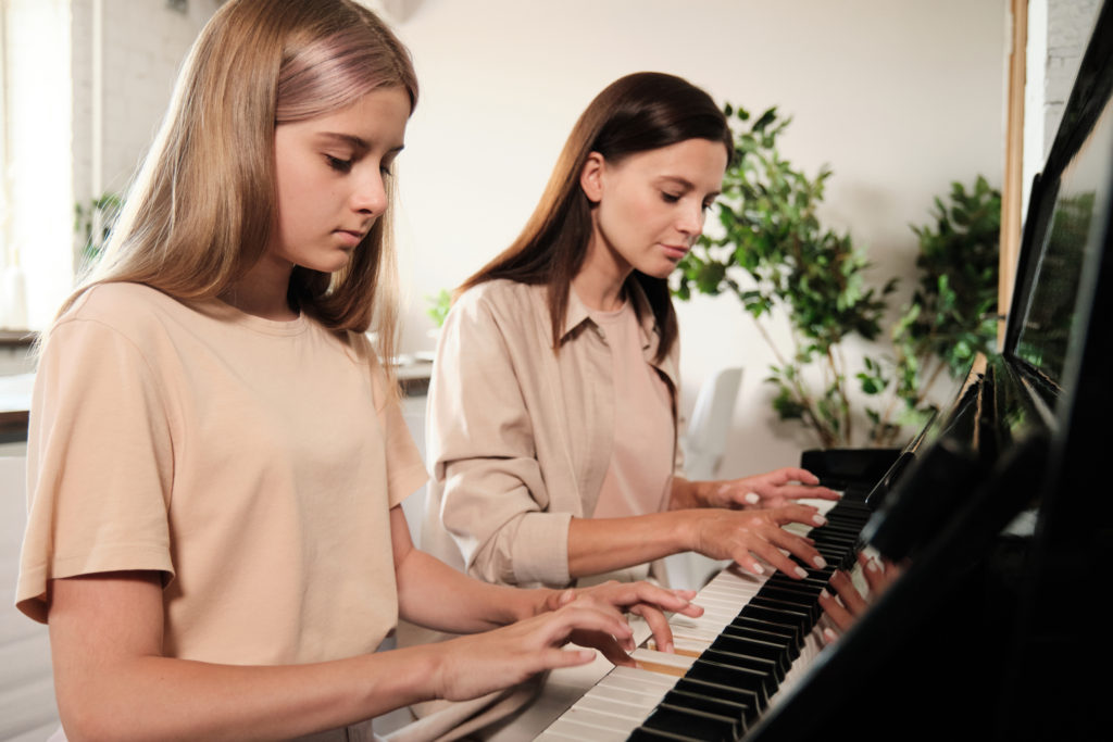Are you a bit of a musician? If so, the best way for you to make some money as a teenager might be to teach what you know to others. It pays fairly well, and develops your talent at the same time.