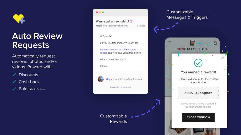 Fera Product Reviews is one of the best Shopify review apps because it comes loaded with features.
