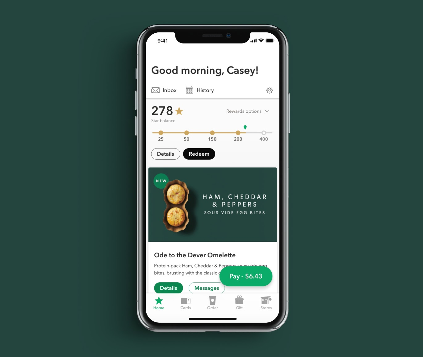 Starbucks offers one of the best-known loyalty program. It is beautifully designed and implemented.