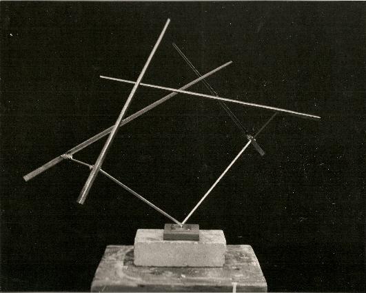 Four Lines Oblique With ZI (1975)