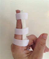 Central slip tendon 1
