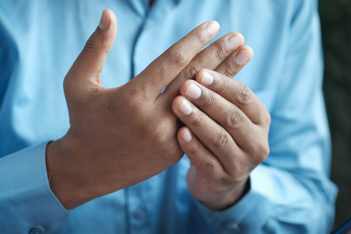 Arthritis: How to relieve aching pain