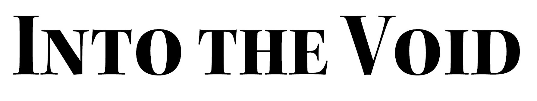 Into the Void Logo