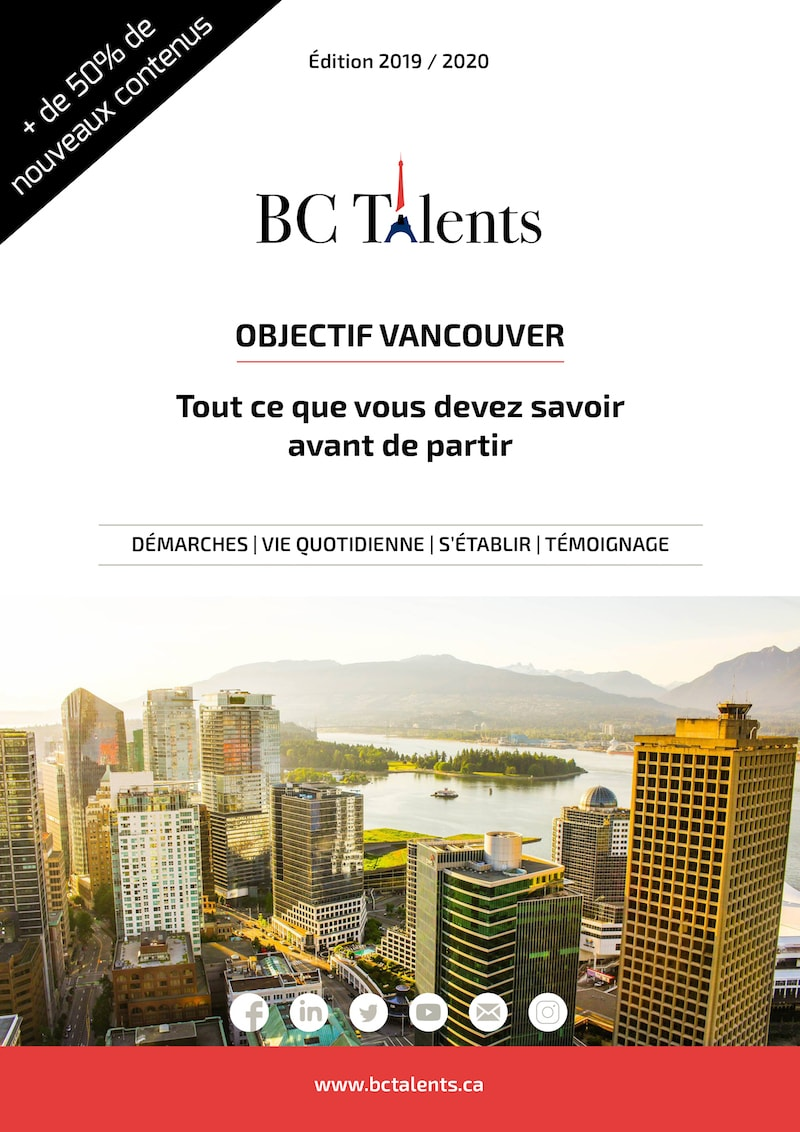 Canada Talents - Objectif Vancouver - Le Guide