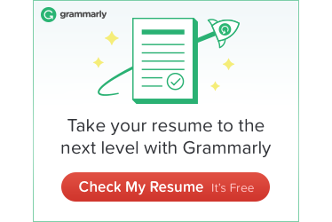Grammarly with Canada Talents