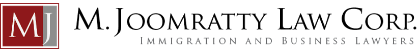 Joomratty Law Corp Logo