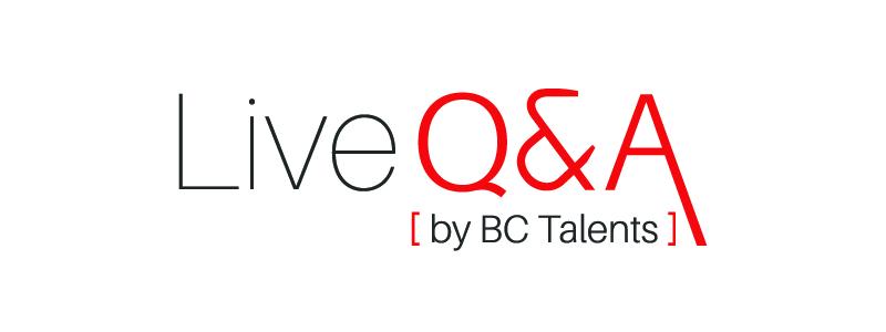 Live Q&A - March 19th, 2019