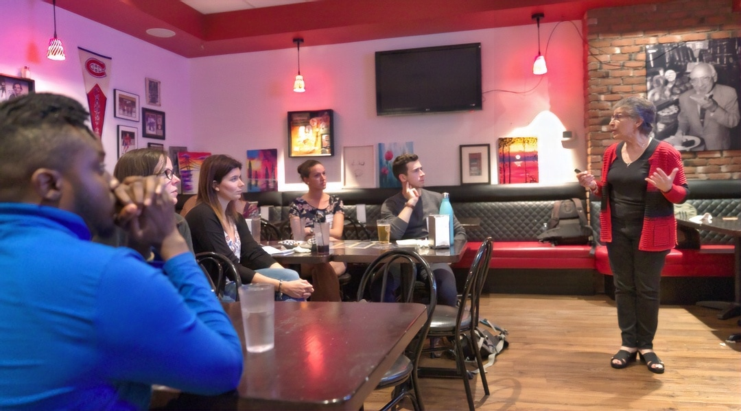 CONNECTWorking
