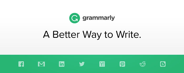 Grammarly - My Writing Assistant