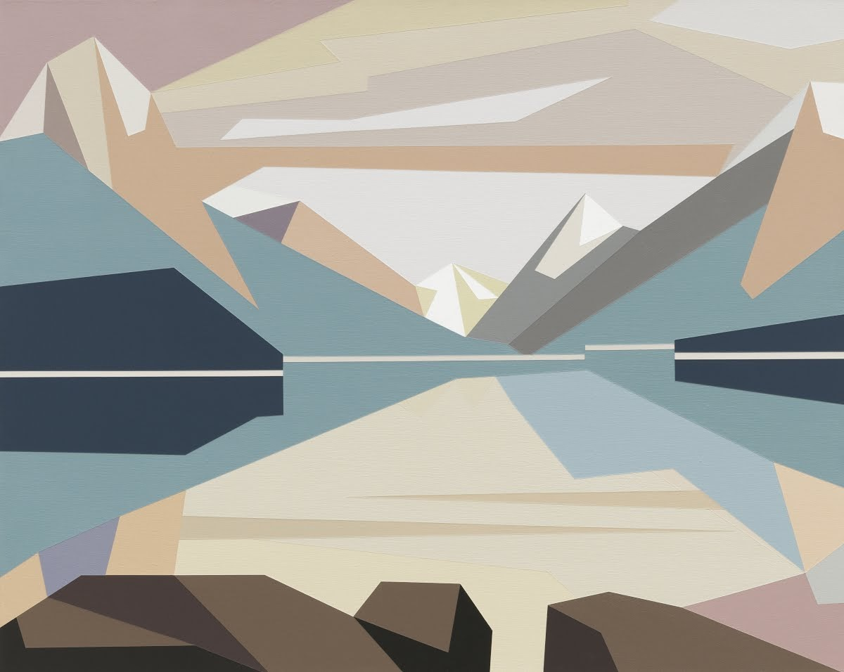 (Harris Maligne Lake, Sampson-Matthews Variant, 2011)