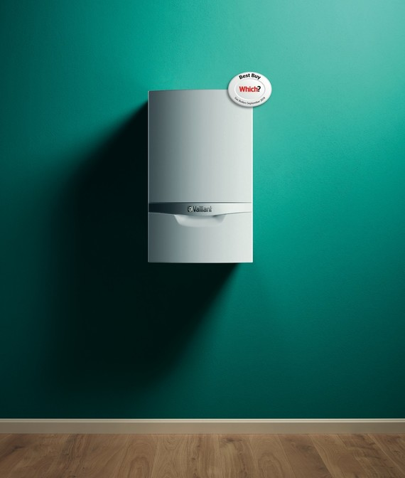 vaillant combi boiler installed