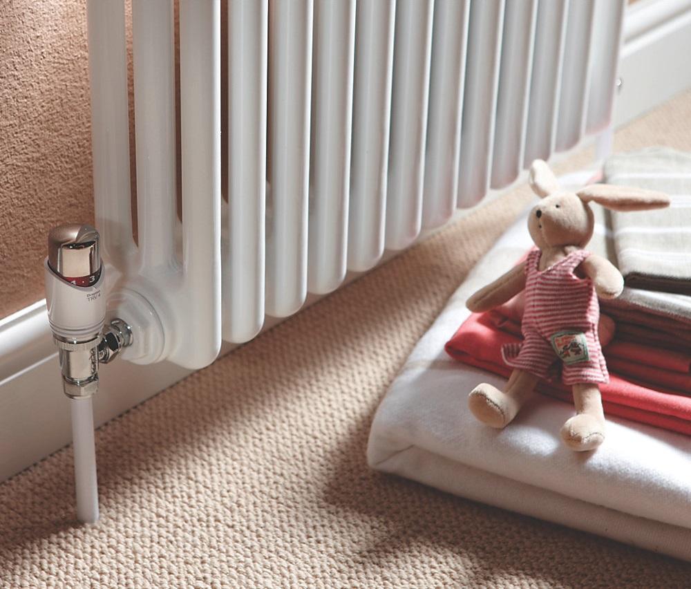 a thermostatic radiator valve