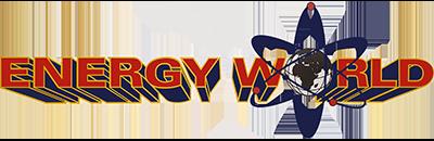 the energy world logo