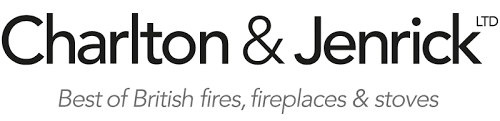 charlton and jenrick fires, fireplaces and stoves logo