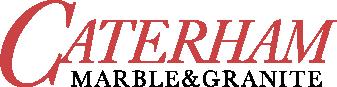caterham marble and granite logo
