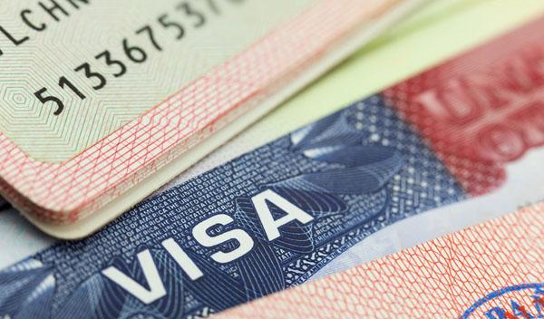 Work visa (L)