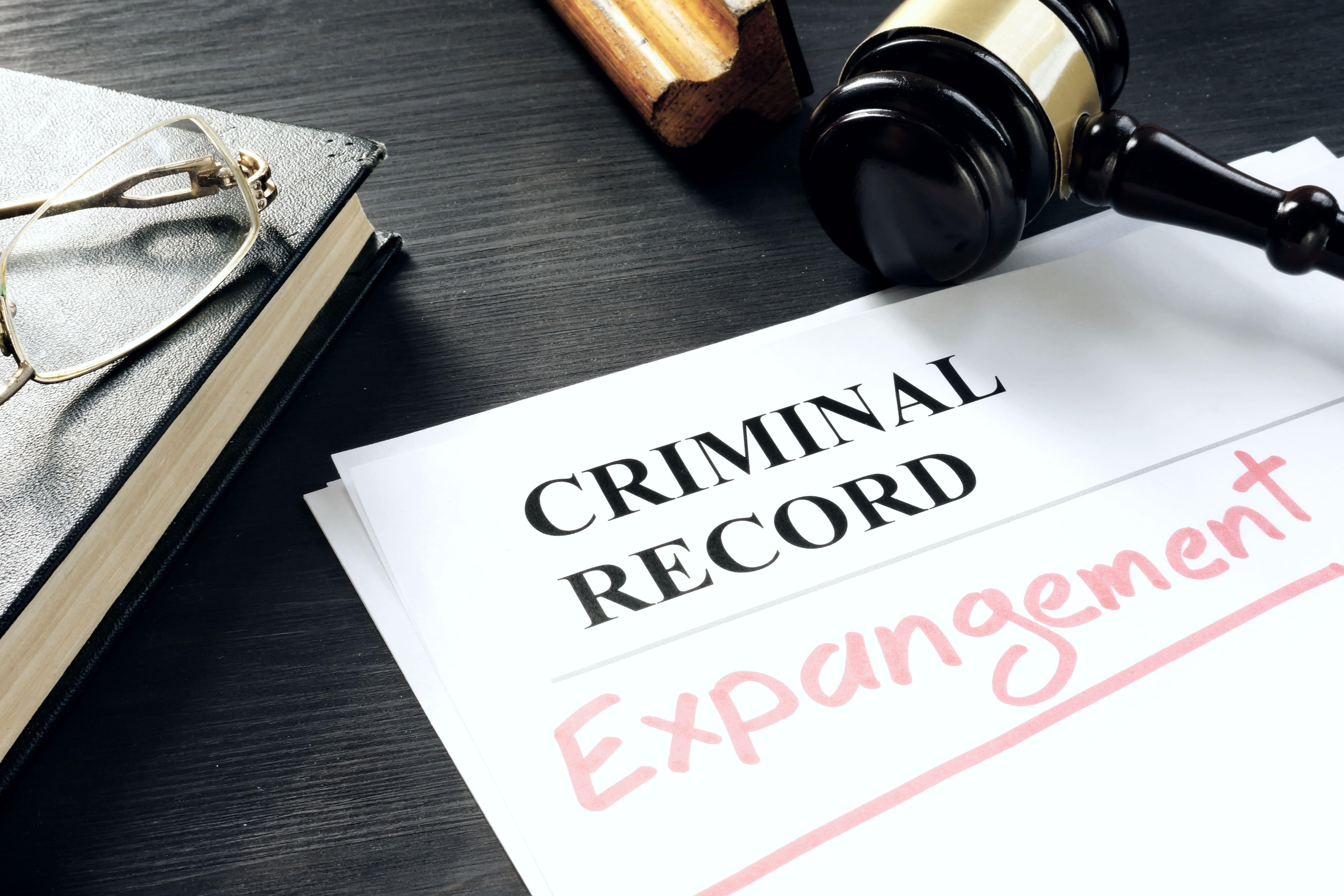 Expunge criminal history