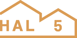 Logo of Hal5, which leads to their website
