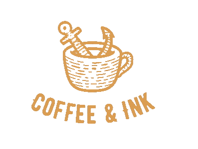 Logo of Onan Coffe & Tea, which leads to their website
