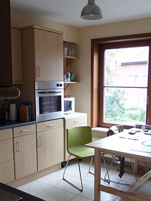 Keuken bel-etage