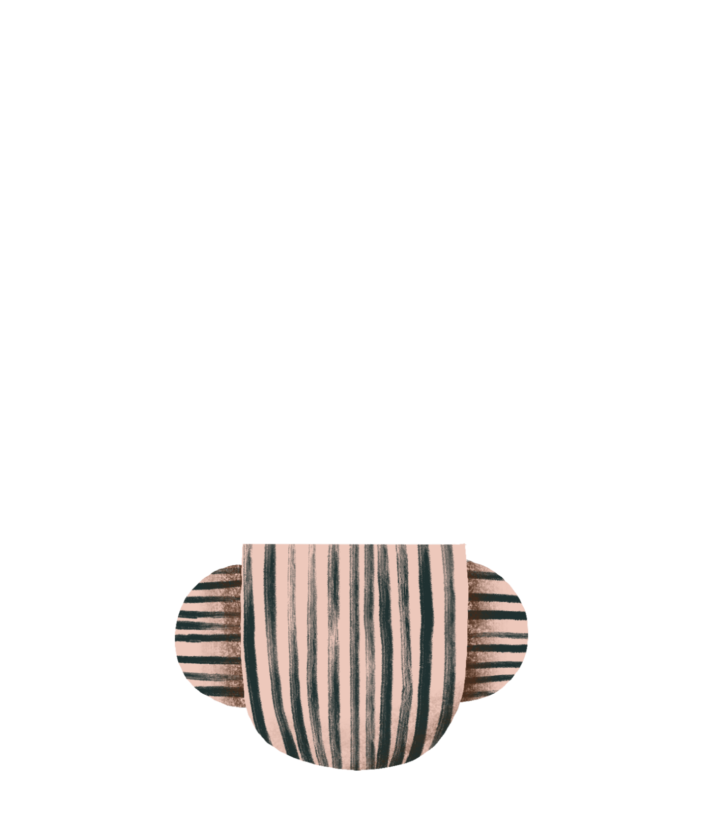 calathea medallion pot