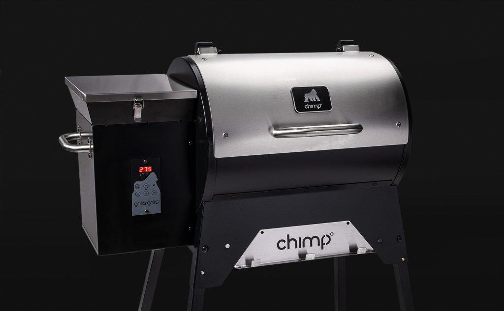 Grilla Grills Chimp