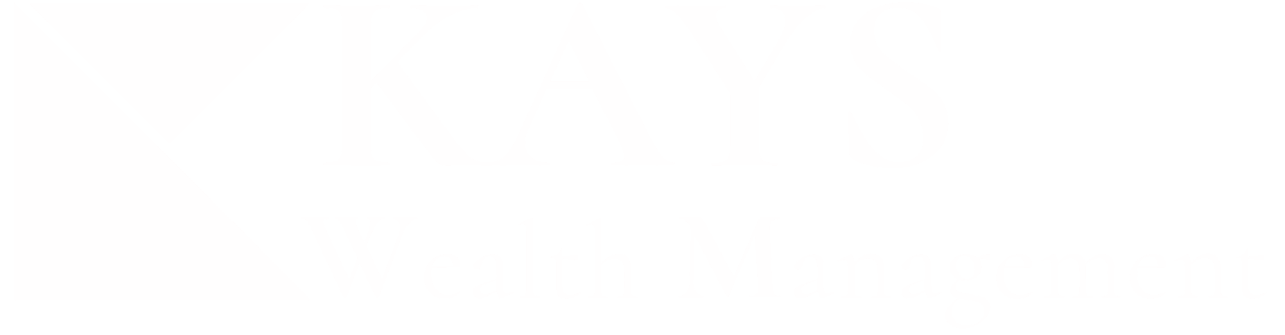 Logo du cabinet de gestion de patrimoine KAYS Wealth Management