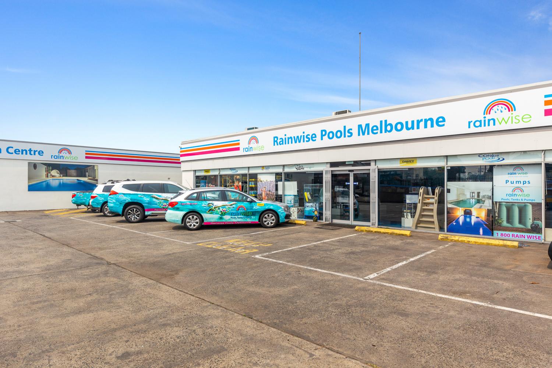 rainwise pool selection showroom melbourne sydney road coburg