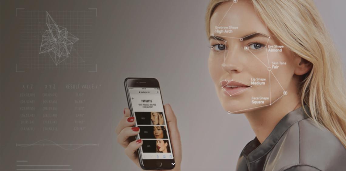 facial diagnostics holition ar maxfactor